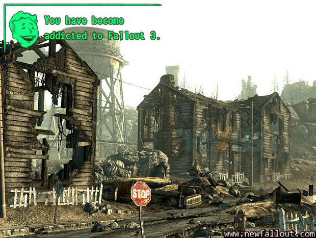 addicted to fallout
