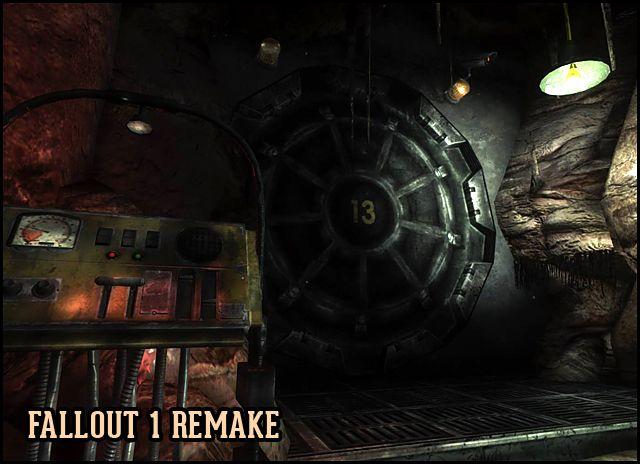 Bethesda's Fallout 1 Remake