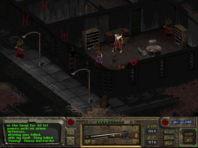 fallout 1 quick start guide