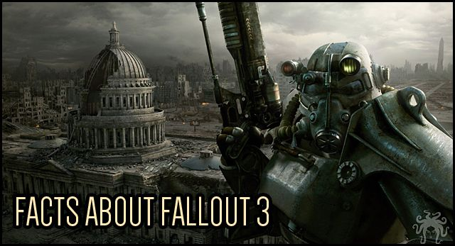 facts about fallout 3