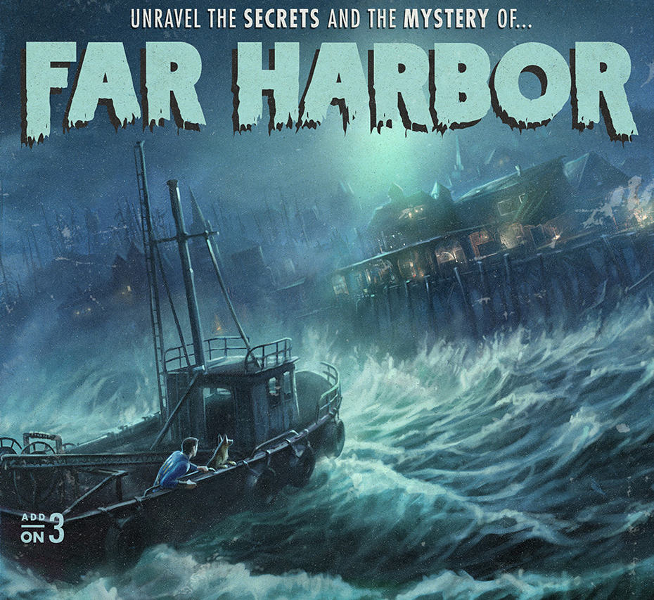 fallout 4 dlc far harbor