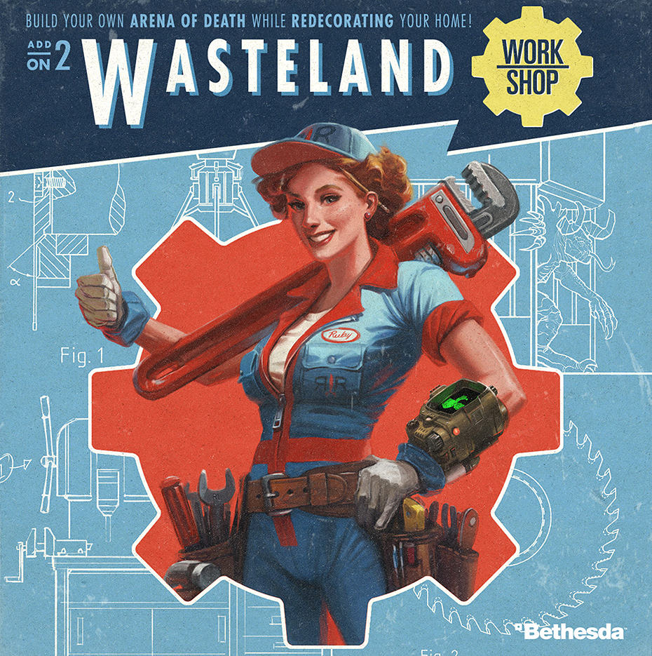 fallout 4 dlc wasteland workshop
