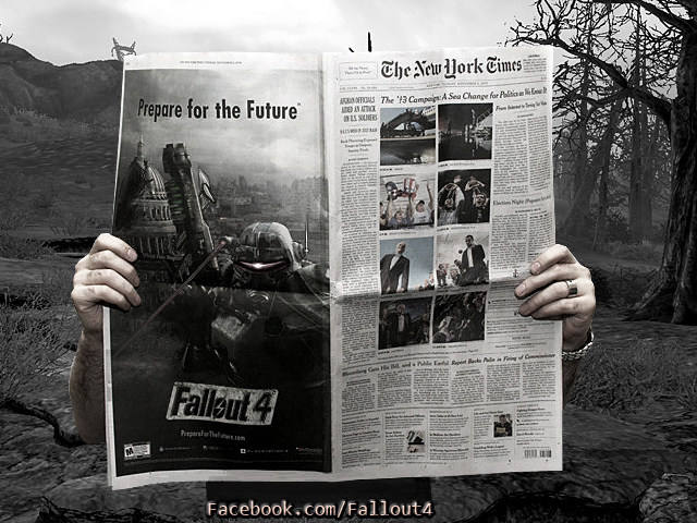 fallout 4 speculation